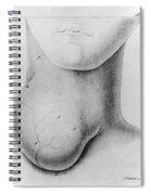 Medicine: Goiter, 1822 Spiral Notebook