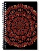 Medicine Wheel Dragonspur Fractal K12-3 Spiral Notebook