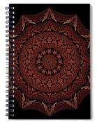 Medicine Wheel Dragonspur Fractal K12-4 Spiral Notebook