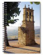 Medieval Campanile  Spiral Notebook