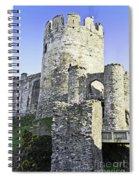 Medieval Conwy Spiral Notebook