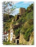 Medieval Durnstein II Spiral Notebook