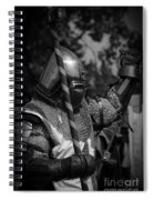 Medieval Faire Knight's Victory 1 Spiral Notebook