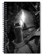 Medieval Faire Knight's Victory 2 Spiral Notebook