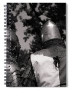 Medieval Faire Planning Strategies Spiral Notebook