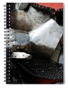 Medieval Faire Ready To Ride Spiral Notebook