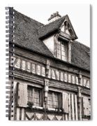 Medieval House Spiral Notebook