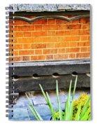 Medieval Stockade Spiral Notebook