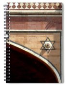 Meditate On This I Will Spiral Notebook