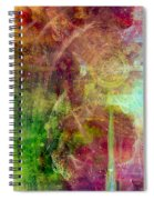 Meditation Spiral Notebook