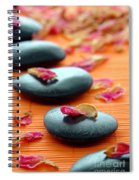 Meditation Zen Path Spiral Notebook