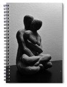 Meditations Spiral Notebook