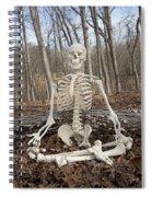 Meditative Moods Color Spiral Notebook