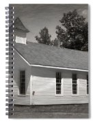 Meeting House Spiral Notebook