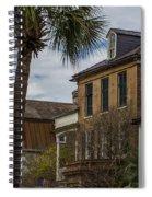 Meeting Street Homes Spiral Notebook