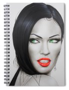 Megan Spiral Notebook