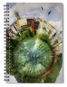 Wasserburg Am Inn Spiral Notebook