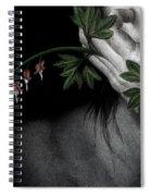 Melancholy Spiral Notebook