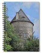 Melk Medieval Tower Spiral Notebook