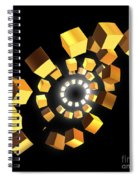 Melody And Harmony Spiral Notebook