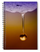 Melt Two Spiral Notebook