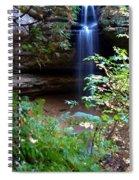 Memorial Falls I Spiral Notebook