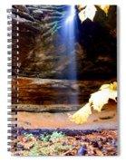 Memorial Falls IIi Spiral Notebook