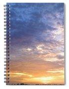 Memorial Morning Spiral Notebook
