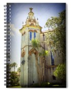 Memorial Presbyterian Church Spiral Notebook