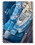 Memorial Reflection Spiral Notebook