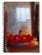 Memories For Sale Spiral Notebook