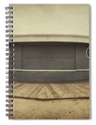 Memories In The Sand Spiral Notebook