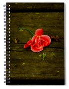 Memories Of Prom Dreams Spiral Notebook