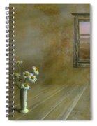 Memories Of Summer Spiral Notebook