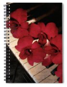 Memories Of The Music Lovers - Vintage Style Spiral Notebook