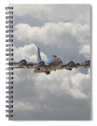 Memphis Belle - Homecoming Spiral Notebook