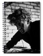 Men At Work - Series I Spiral Notebook