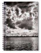 Menacing Spiral Notebook
