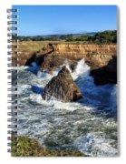 Mendocino Coast Spiral Notebook