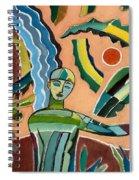 Menino Na Amazonia I Spiral Notebook