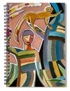 Menino Na Amazonia II Spiral Notebook