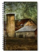Mennonite Farm In Tennessee Usa Spiral Notebook