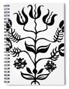 Mennonites Hex Sign Spiral Notebook