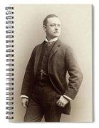 Men's Fashion, 1885 Spiral Notebook