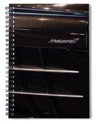 Mercedes Benz Mclaren Spiral Notebook