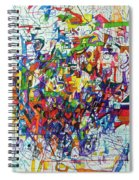 Merciful Father Hear Our Voice Spiral Notebook