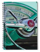 Mercury Montclair Spiral Notebook