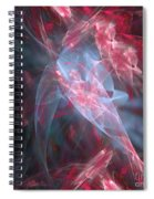 Mercy And Truth Have Met Together Righteousness And Peace Have Kissed Spiral Notebook