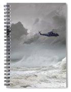 Merlin Rescue Spiral Notebook