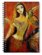 Mermaid Bride Spiral Notebook